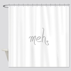 meh jel 2000 Shower Curtain