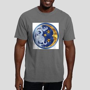 CelestialClock Mens Comfort Colors Shirt
