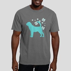bh-snowflake Mens Comfort Colors Shirt