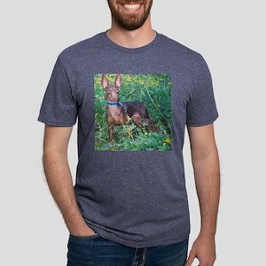 Cherokee Mens Tri-blend T-Shirt