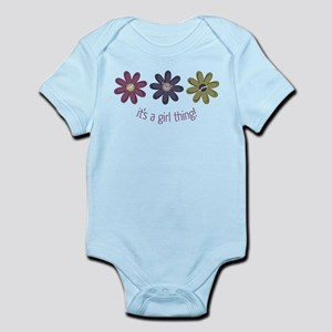 A Girl Thing Infant Bodysuit