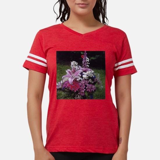 Bouquet1-Tile.jpg Womens Football Shirt