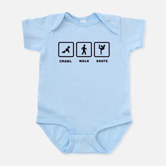 Figure Skating Infant Bodysuit