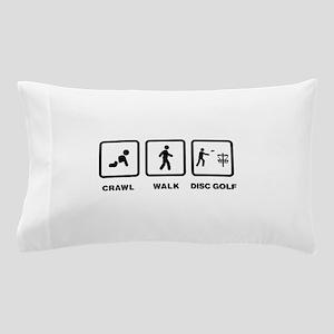 Disc Golfing Pillow Case
