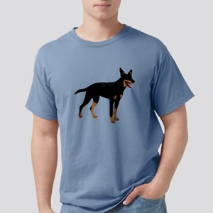 Australian Kelpie Dog Mens Comfort Colors Shirt