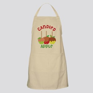 Candied Apple Apron