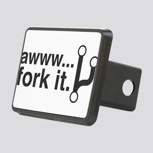 Fork It Rectangular Hitch Cover
