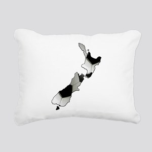 UK Soccer Rectangular Canvas Pillow
