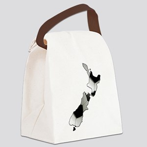 UK Soccer Canvas Lunch Bag