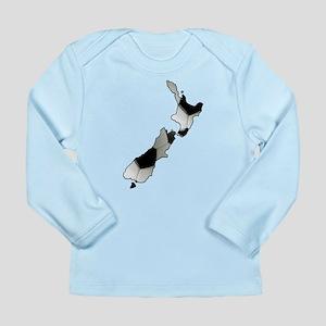 UK Soccer Long Sleeve Infant T-Shirt