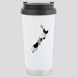 UK Soccer Stainless Steel Travel Mug