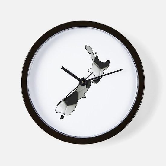 UK Soccer Wall Clock