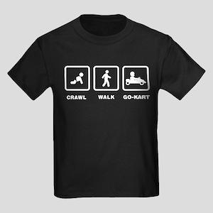 Go-Karting Kids Dark T-Shirt