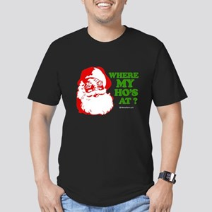 Where my Ho's at? - Black T-Shirt T-Shirt