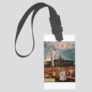 Curifixion and Ascension of Christ Large Luggage T