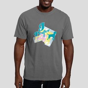 border terrierD Mens Comfort Colors Shirt