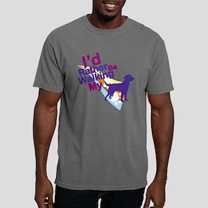 border terrierV Mens Comfort Colors Shirt