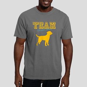 border terrierW Mens Comfort Colors Shirt