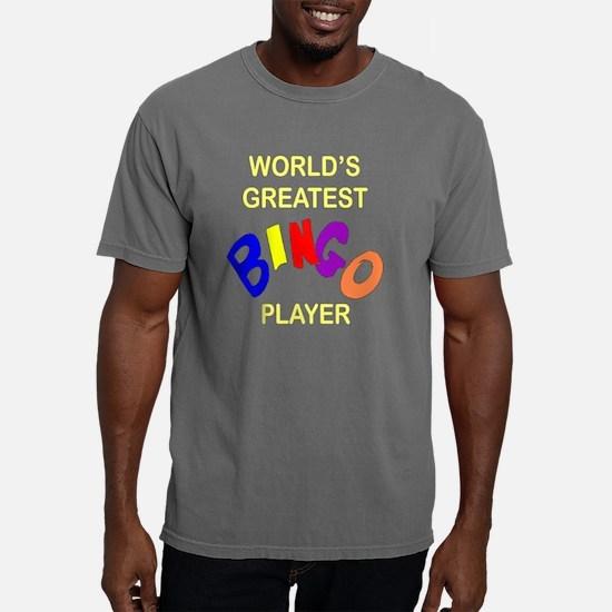 great bingo plyr trans.p Mens Comfort Colors Shirt