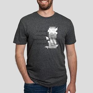 Accountant Mens Tri-blend T-Shirt