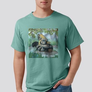 forestraccoon16x16 Mens Comfort Colors Shirt