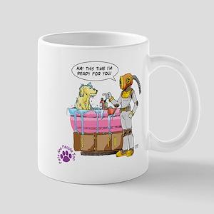 papt_groomer2 Mugs