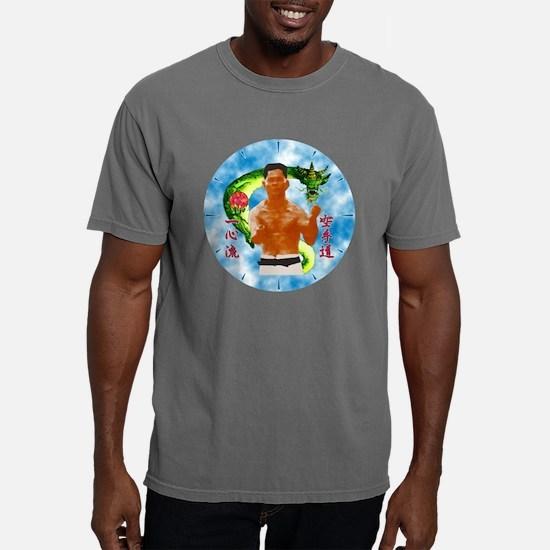MA Shimabuku dragon - Cl Mens Comfort Colors Shirt