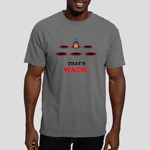 Thats Wack Six Pack Mens Comfort Colors Shirt