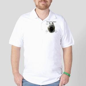 Bouvier des Flandres Polo Shirt