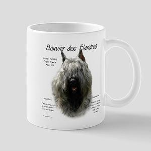 Bouvier des Flandres 11 oz Ceramic Mug