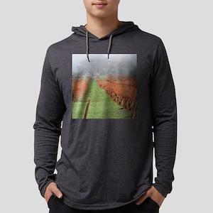 5x5 LV Coyne Mens Hooded Shirt