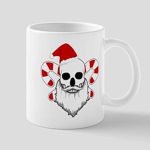 Skull Santa Mug