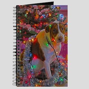 Merry Christmas Mutt Journal