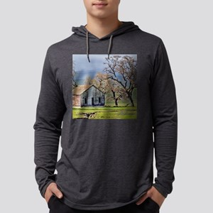 5x5 Structure2 Mens Hooded Shirt