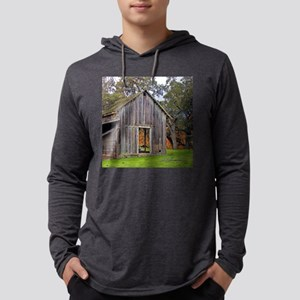 5x5 Structure3 Mens Hooded Shirt