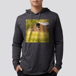 5x5 Structure4 Mens Hooded Shirt