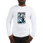 Spaced Out (Slow Gin) Long Sleeve T-Shirt