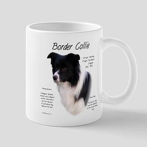 Border Collie 11 oz Ceramic Mug