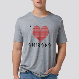 shiksa2 Mens Tri-blend T-Shirt