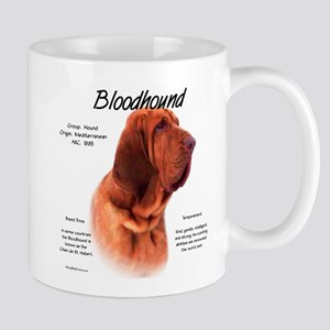 Bloodhound 11 oz Ceramic Mug