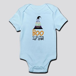 Boo To You Infant Bodysuit