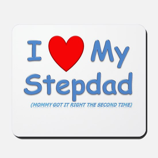 Mommy Got It Right The Second Time Mousepad