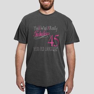 Fabulous 45yearold Mens Comfort Colors Shirt