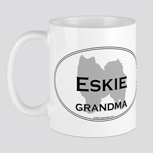 Eskie GRANDMA Mug