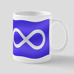 Metis Flag Shirts First Nations Flag Gifts Mug
