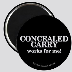 Concealed Carry Magnet