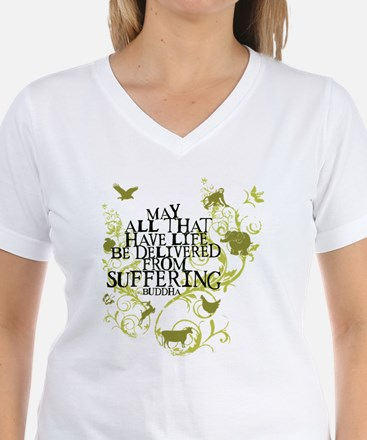 Buddha Vine - Animals T-Shirt