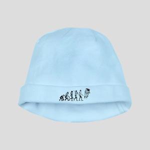 Astronaut Evolution baby hat