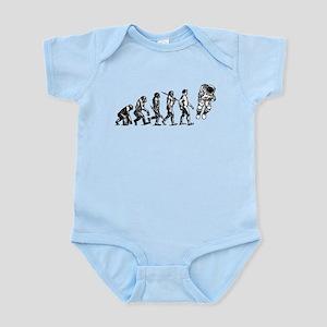 Astronaut Evolution Infant Bodysuit