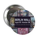 "Berlin Wall 2.25"" Button (10 pack)"